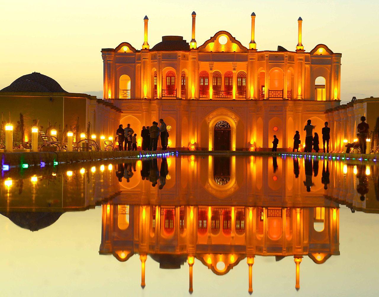 این اثر در تاریخ ۱۲ بهمن ۱۳۸۱ با شمارهٔ ثبت ۷۲۸۴ بهعنوان یکی از آثار ملی ایران به ثبت رسیدهاست.