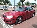 Father's car Saab 9.3 ARC (42061873474).jpg