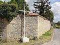 Faucoucourt (Aisne) croix de chemin (nord).JPG