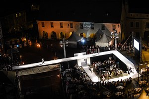 Feeric Fashion Week - Feeric Fashion Week closing gala is taking place every year in The Small Square of Sibiu.