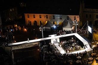Feeric Fashion Week - Feeric Fashion Week closing gala is taking place every year in The Small Square of Sibiu.