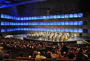 Felsenreitschule - Auditorium