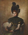 Femme au chapeau vert Borchardt 1907.png