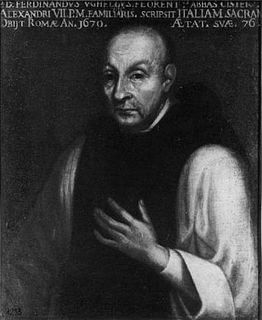 Ferdinando Ughelli Italian abbot