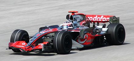 54c78cc96a4 Fernando Alonso had a difficult and controversial year with McLaren in 2007.