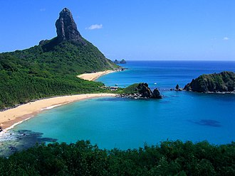 Fernando de Noronha - Do Meio and Conceição beaches