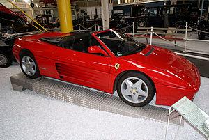 Ferrari 348 - Ferrari 348 Spider