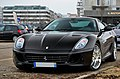 Ferrari 599 GTB Fiorano black front view.jpg