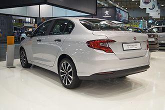 Fiat Tipo (2015) - Sedan