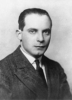 Antal Szerb Hungarian writer