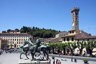 Fiesole - Piazza Mino