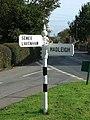 Finger Post - geograph.org.uk - 588439.jpg