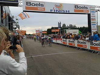 2013 Holland Ladies Tour - Finish of stage 5