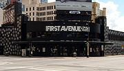 First Avenue nightclub, the heart of Minnesota's music community.