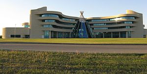 First Nations University of Canada - Regina campus