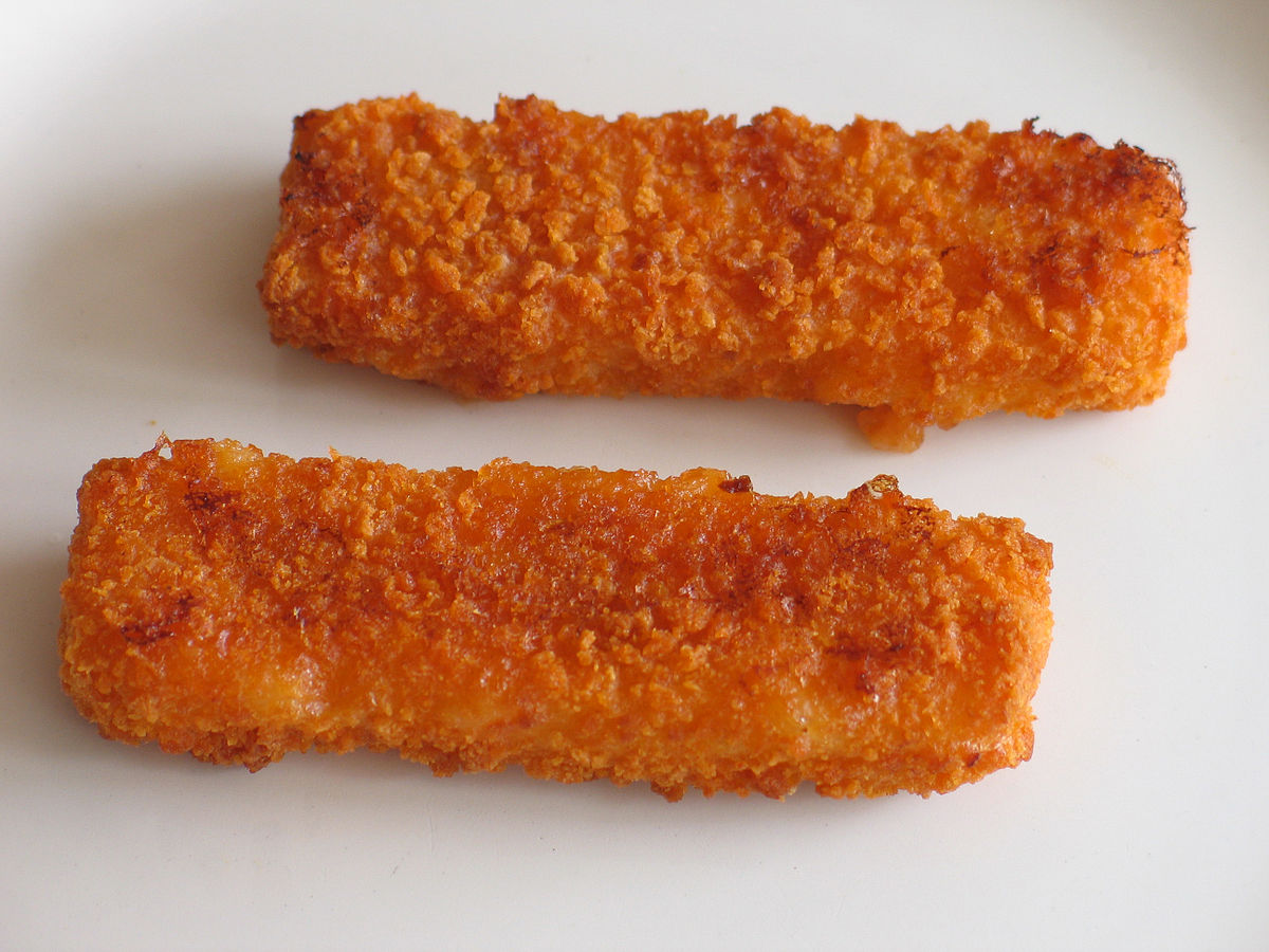Fishstick simple english wikipedia the free encyclopedia for Fish on a stick