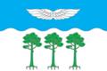 Flag of Borsky (Turukhansky rayon).png