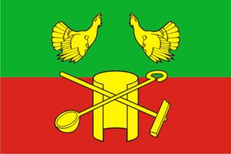 Kolchugino, Vladimir Oblast - Image: Flag of Kolchugino (Vladimir oblast)