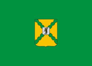 Poshekhonsky District - Image: Flag of Poshekhonye (Yaroslavl oblast)