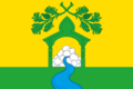 Flag of Tverdokhlebovskoe rural settlement.png