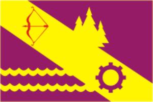 Vyatskiye Polyany - Image: Flag of Vyatskie Polyany (Kirov oblast)