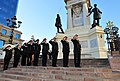 Flickr - Official U.S. Navy Imagery - Officers salute during a wreath-laying..jpg