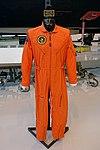 Flight suit - Lockheed SR-71A Blackbird, 1966 - Evergreen Aviation & Space Museum - McMinnville, Oregon - DSC01026.jpg