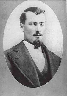 Frank McLaury American gunman