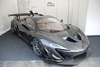 Lanzante Limited - McLaren P1 LM