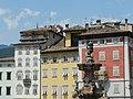 Fontana del Nettuno on the Piazza Duoma, Trento, Italy.jpg