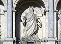 Fontana dell'Acqua Felice, statue of Moses.jpg