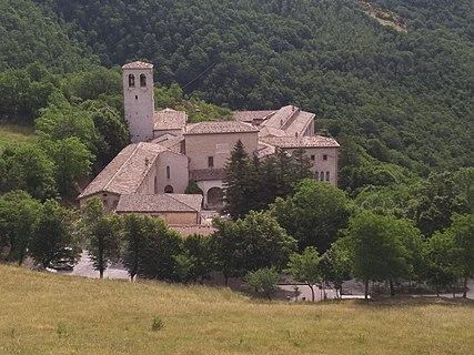 Fonte Avellana Hermitage