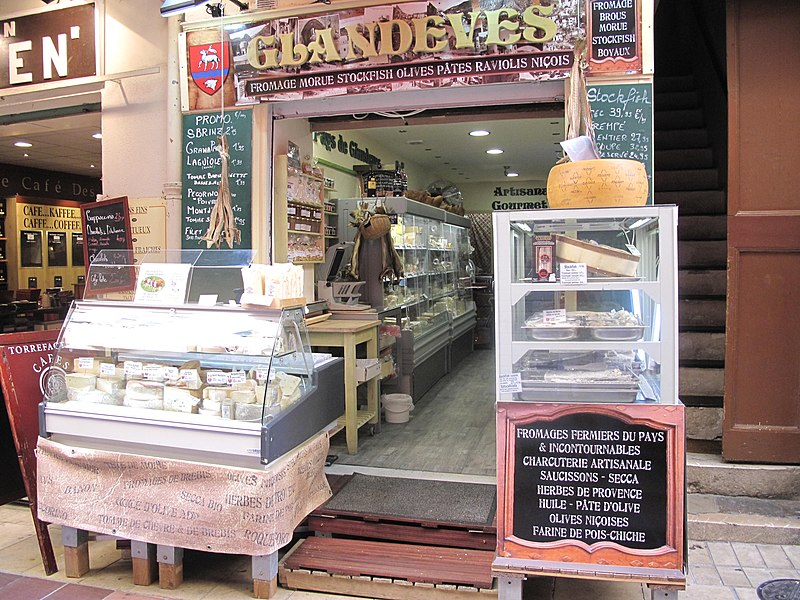 File:Food shop at Nice.jpg
