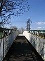 Footbridge Beechwood Ave, Coventry - geograph.org.uk - 159838.jpg