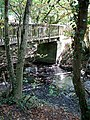Footbridge over Dollis Brook - geograph.org.uk - 234682.jpg