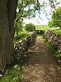Footpath from Malham - geograph.org.uk - 1355558.jpg