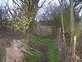 Footpath junction near Pond Farm - geograph.org.uk - 1128809.jpg