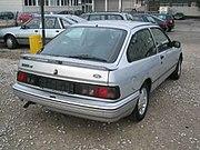 Ford Sierra liftback 2,0i GT, verze od roku 1990