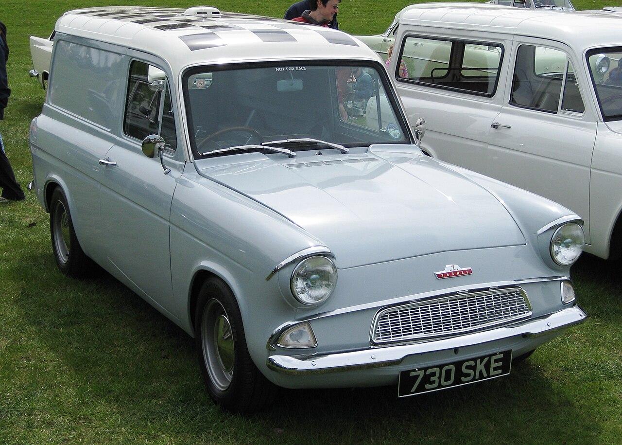 How Old Is Av Reg Car