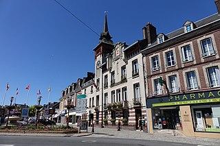 Forges-les-Eaux Commune in Normandy, France