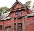 Former Staten Island Railway station in New Dorp, Staten Island, now located in Historic Richmond Town.jpg