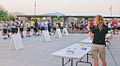 Fort Bliss Trifecta, MWR hosts Commander's Cup Aquathlon 140725-A-FJ979-001.jpg