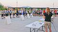 Fort Bliss Trifecta, MWR hosts Commander's Cup Aquathlon 140725-A-FJ979-001.jpg