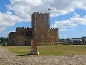Santo Domingo - Ozama Fortress