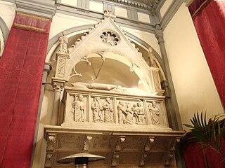 Monumento funebre di Galeotto I Malaspina