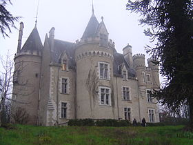 Image illustrative de l'article Château de Fougeret