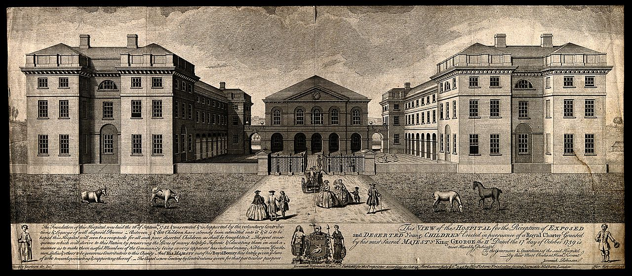 Reply, London foundling hospital