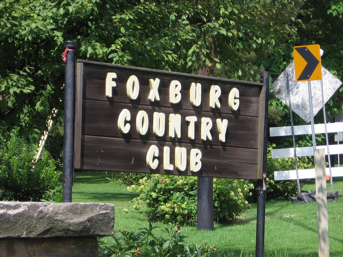 Miles Of Golf >> Foxburg Country Club - Wikipedia