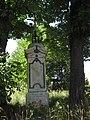 Frýdlant - křížek v Kodešově ulici u městského hřbitova.JPG