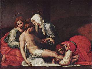 Fra Bartolommeo - Pietà